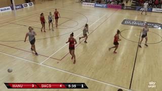 Netball | Manukura  vs  Samuel Marsden Collegiate | Sky Sport