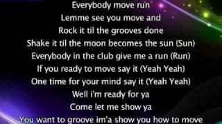Repeat youtube video Rihanna - Pon De Replay, Lyrics In Video