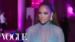 Jennifer Lopez and Alex Rodriguez on Always Looking Sexy | Met Gala 2017