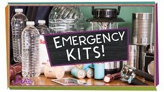 Be Prepared for Anything! | Emergency Kit for Kids