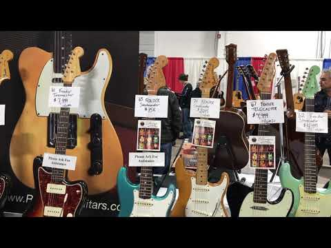 Great American Guitar Show - Philly Winter 2018