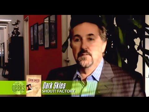 Dark Skies — Classic TV Series — Creator Talks Secret History