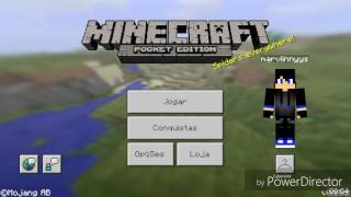Egg Wars no minecraft de celular (Bed Wars)