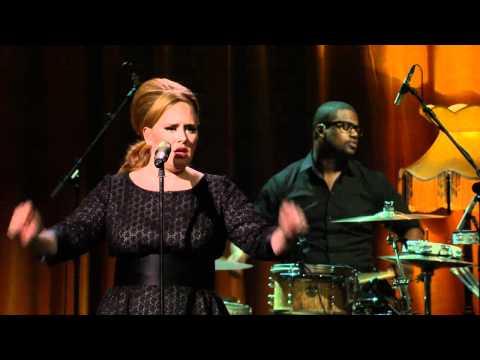 Adele - Set Fire To The Rain - iTunes Festival London 2011
