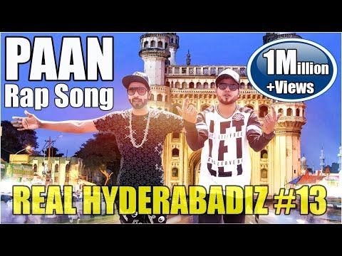Real Hyderabadi #13 || Paan Rap Song || DJ Adnan Hyd || Adil Bakhtawar ||
