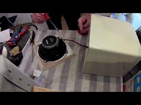 How To Make MixCube Speaker - Tuto DIY