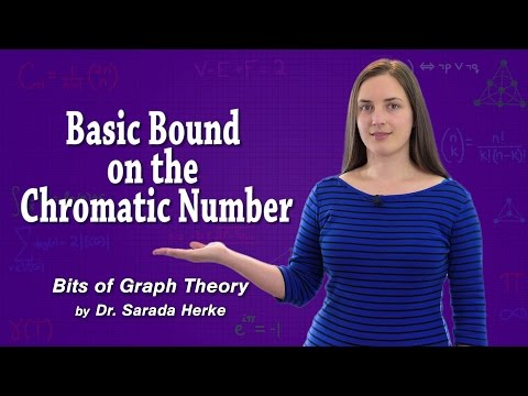 graph-theory:-66.-basic-bound-on-the-chromatic-number