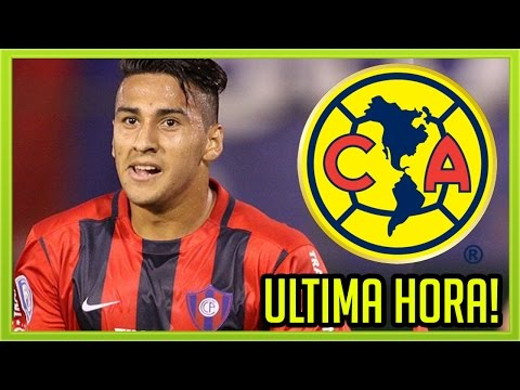ULTIMA HORA!! Cecilio Dominguez Club America Noticias