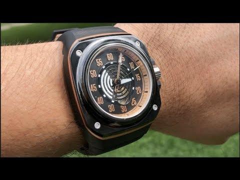 bajo precio 4d8d2 df6a0 Gorilla Fastback GT Bandit el Gorilla de los relojes a pedido de muchos