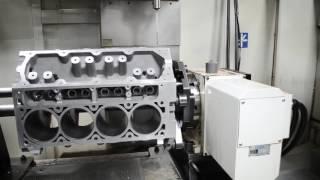 Centroid B4250 4-axis CNC Machine