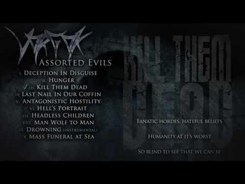 Vorgok - Assorted Evils (Official Full Album)