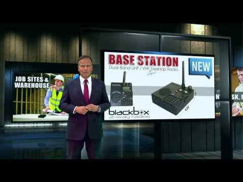 Analog Two Way Radio BASE STATION