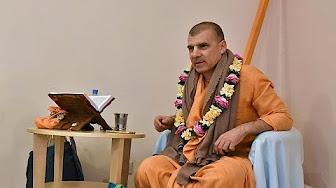 Шримад Бхагаватам 1.15.21 - Бхакти Расаяна Сагара Свами