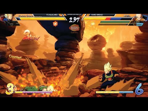 Dragon Ball Fighter Z* Exclusive Pro Gamer Battles, Plus Chris Rivers, DJ Sparkx & More