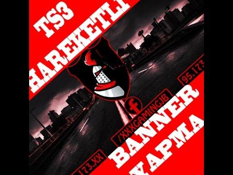 TEAMSPEAK 3 HAREKETLİ BANNER YAPMA +PSD