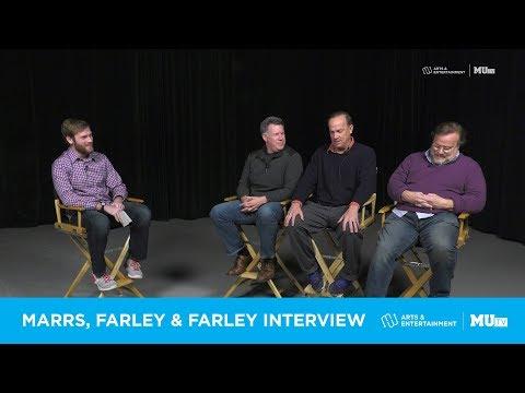 Chris Marrs, John Farley & Kevin Farley Interview