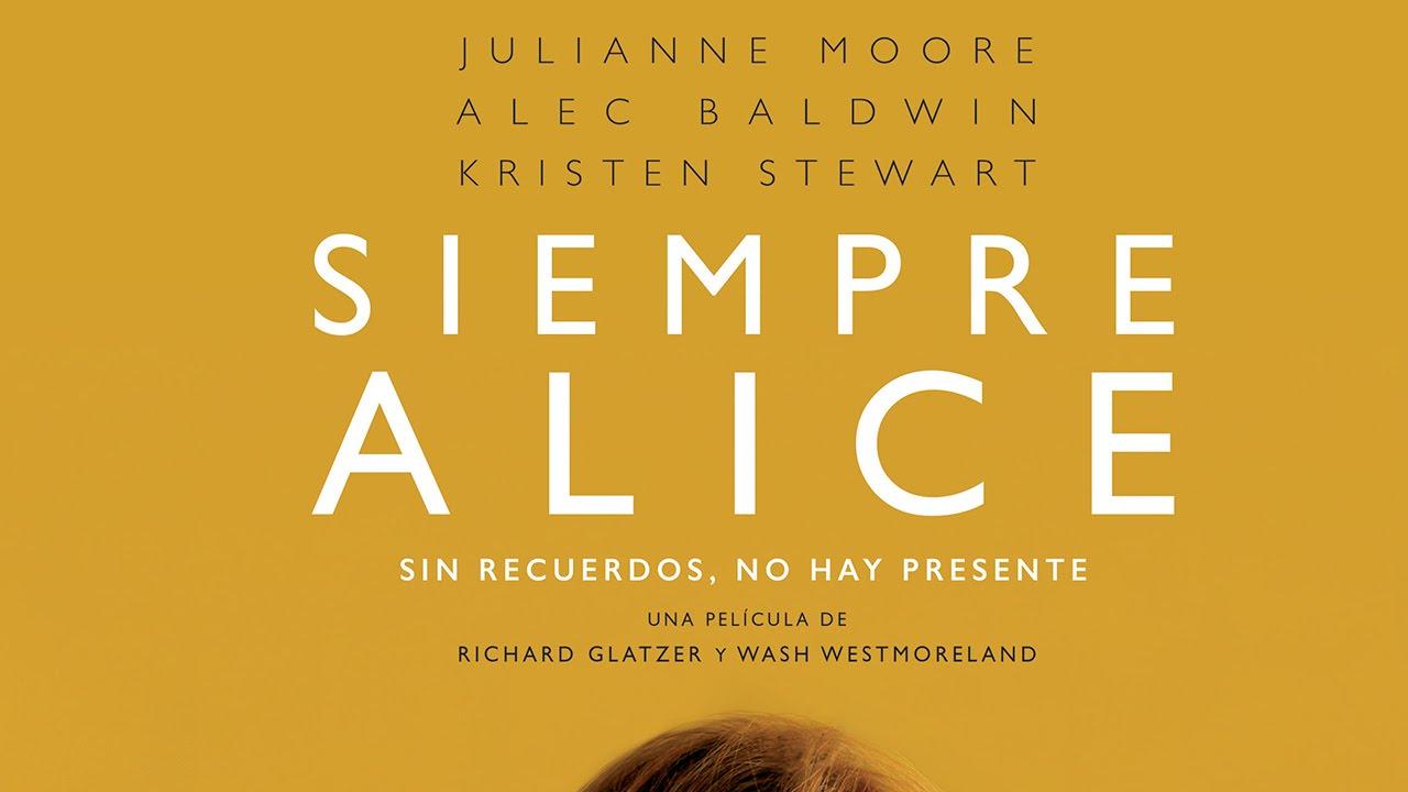 Siempre Alice Trailer Hd Español Oficial Youtube