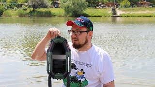 Лодка Vulkan V190LS (ps) - резвая малышка на все случаи жизни