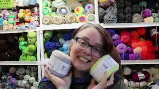 Yarn Haul and MAYBE a surprise!