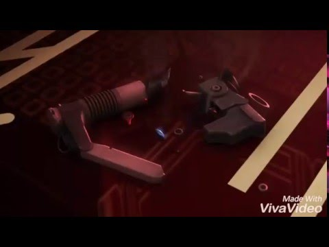 Star Wars Rebels Ahsoka Tano vs Darth Vader Deutsch/German