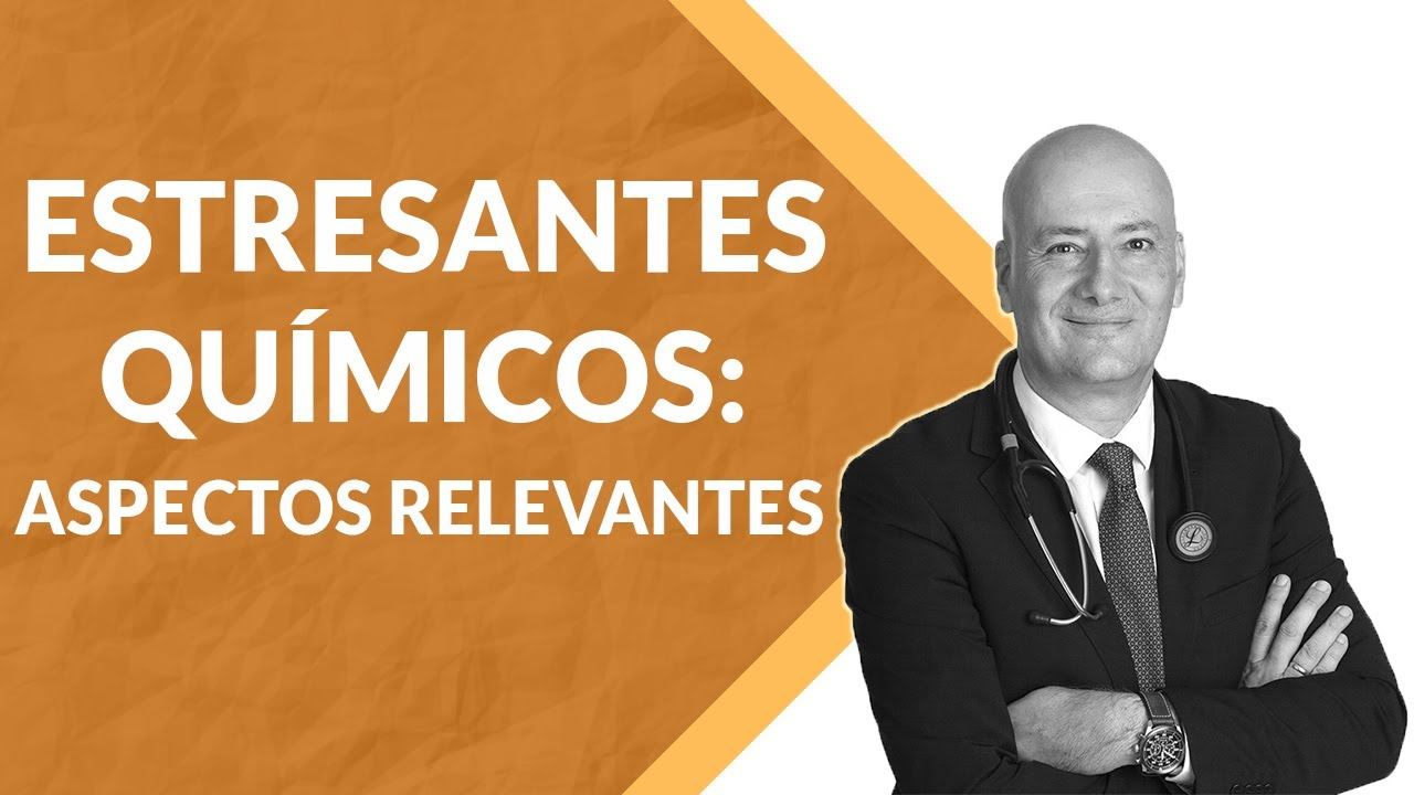 Download Efectos en la Salud de los ESTRESANTES QUÍMICOS ❌ ¡¡Cómo Evitarlos!! ❌(Sergio Mejía)