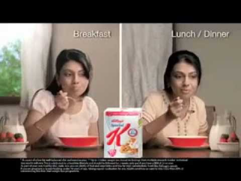 Kellogg's SpecialK 2 Week Challenge Commercial