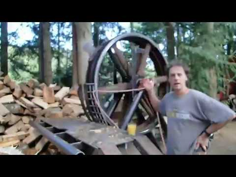 wood splitter 2