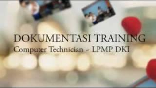 Nf Computer In House Training : Computer Technician ~ Lpmp Dki Jakarta