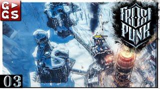 Frostpunk ❄ Samen Vorsorge ► #3 Kälte Simulator Saat Kampagne Gameplay deutsch