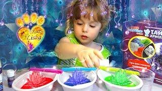 №1 ТАЙНЫ КРИСТАЛЛОВ - пушистые, поликристаллы, монокристаллы!!! УВЛЕКАТЕЛЬНЫЕ ЭКСПЕРИМЕНТЫ:)))
