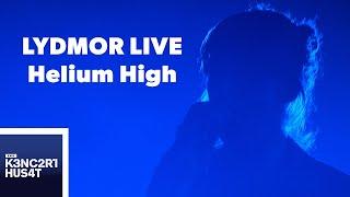 Lydmor LIVE i Koncertsalen: Helium High