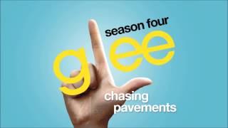 Chasing Pavements | Glee [HD FULL STUDIO]