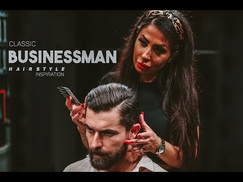 Mad Men- Businessman Haircut. Mens´Hairstyle inspiration thumbnail