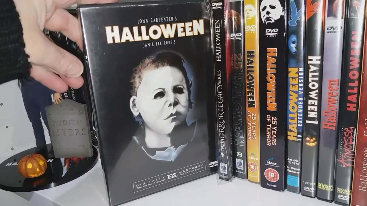 Download 🎃🎃🎃HALLOWEEN 1978 Original Collection Video on DVD, Blu ray & VHS🎃🎃🎃