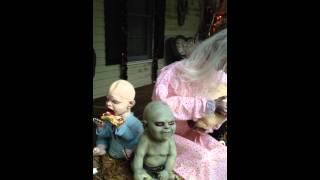 Gruesome Granny- Halloween 2013