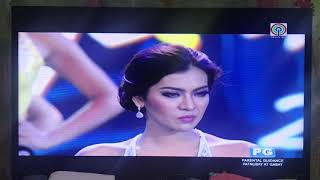 Alyssa Valdez question in Binibining Pilipinas 2018