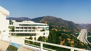 Start Your Comeback at The Getty Center