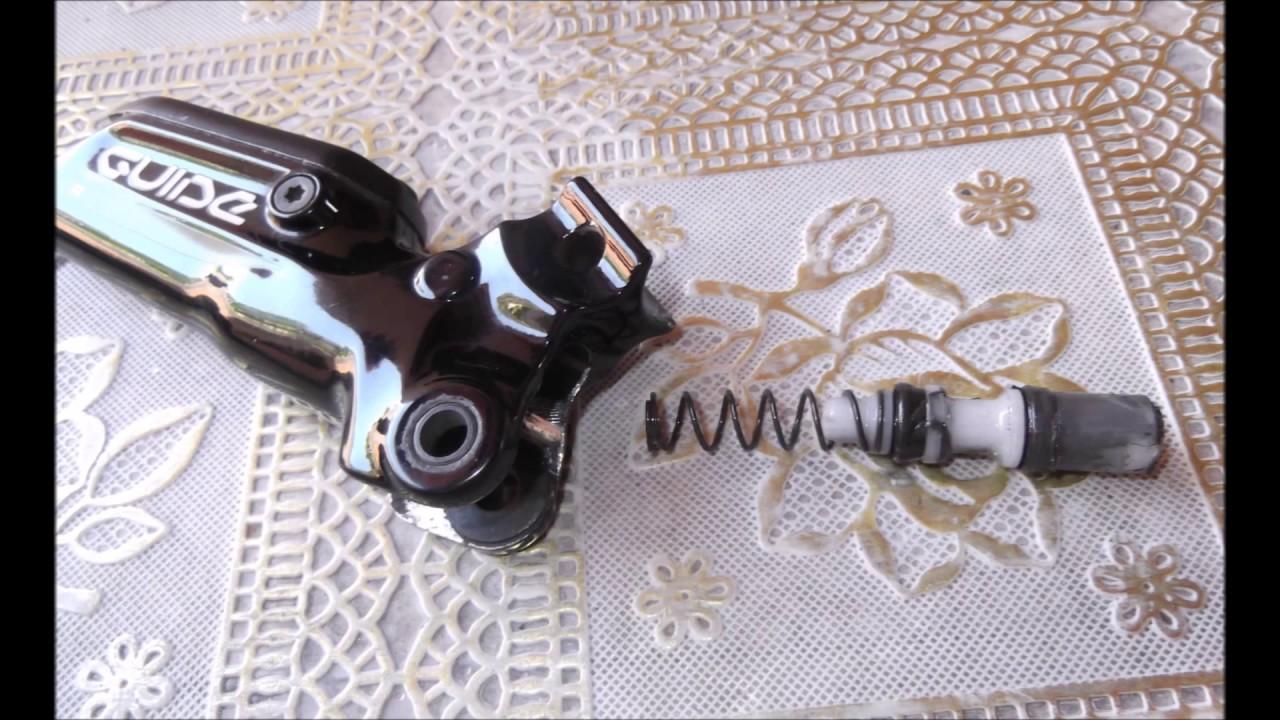 Sram Guide brake problems