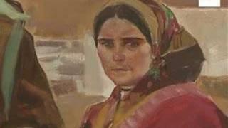 Exhiben 48 obras de Joaquín Sorolla sobre la vida campesina