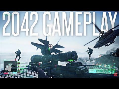 BATTLEFIELD 2042 Gameplay Reveal – Drewski's Breakdown/Gameplay Details!