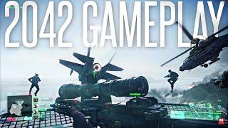 BATTLEFIELD 2042 Gameplay Reveal - Drewski's Breakdown/Gameplay Details!