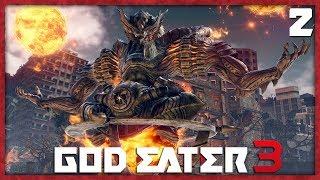 God Eater 3 (PS4) • 02 • Ashborn Aragami