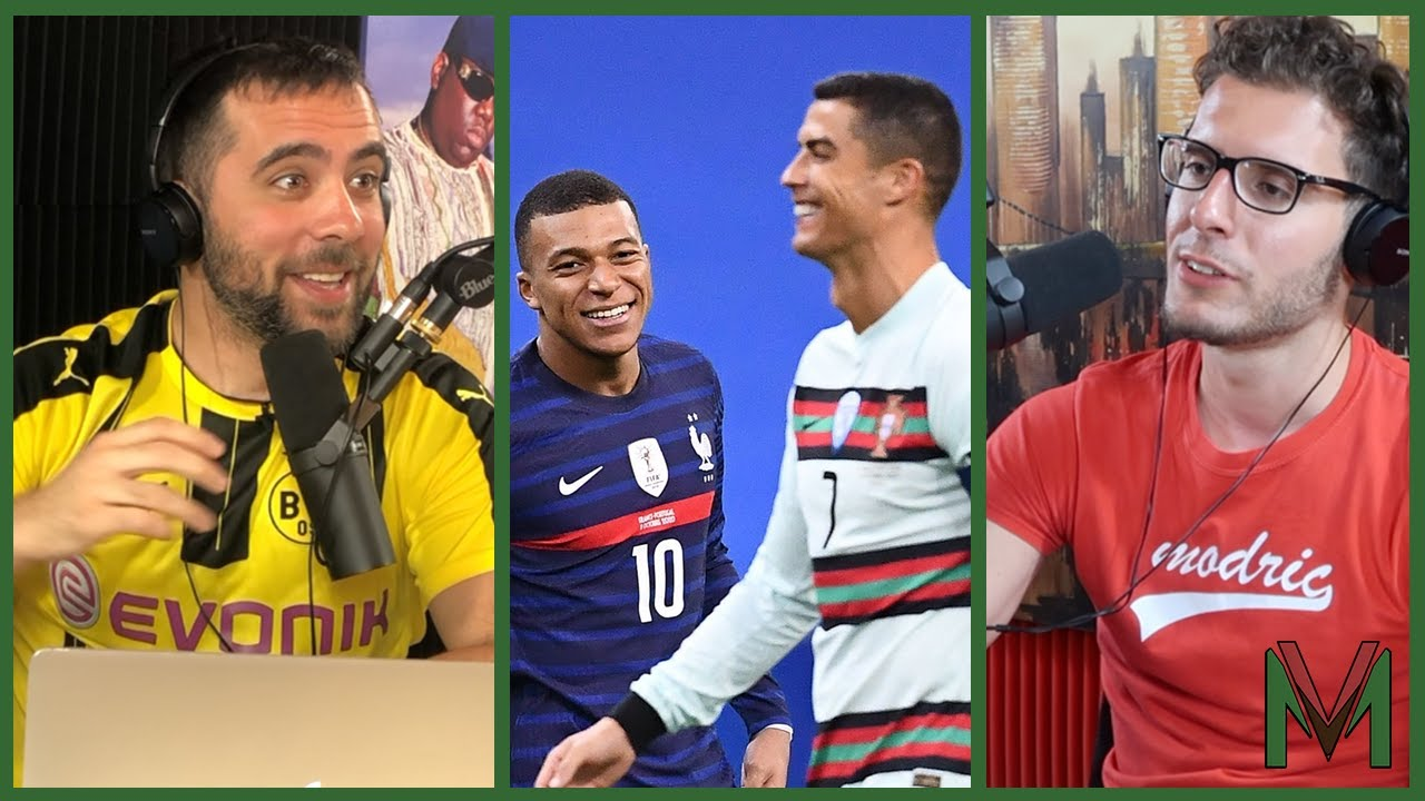 Euro 2020 Group F Preview: The Group Of Death, Portugal's Golden Era & Benzema Is Back   Ep #566