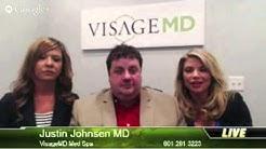 Visage MD Med Spa | Dr Justin Johsen Salt Lake City UT