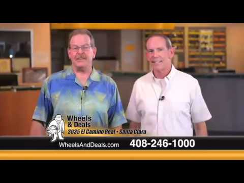 Wheels and Deals | Auto dealership in Santa Clara, California | Home page