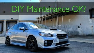 homepage tile video photo for Voiding My WRX STI Warranty?