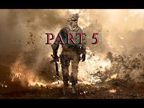 COD:MW2 (Modern Warfare 2) : Part 5 : Expert : ACT 1