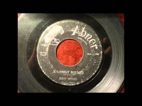 A Lonely Soldier -  Jerry Butler -  Abner 1035 - 1960