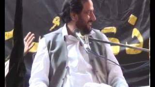 Zakir Saqlain Ghallu (3 Oct 2013) Topic Karbala Or ilam