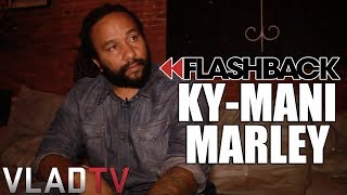 Ky-Mani Marley on Doing 'Shottas' with Louie Rankin, Making Millions (Flashback)